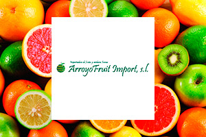 Web de ArroyoFruit Import.